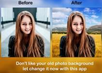 aplikasi ganti background foto