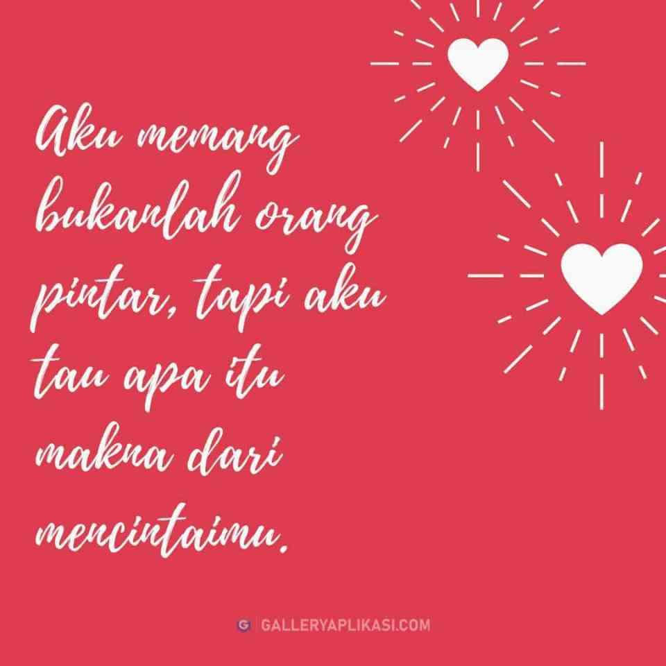 Makna Dari Mencintaimu
