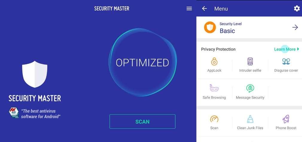 Aplikasi CM Security Android