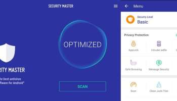 Aplikasi CM Security Android