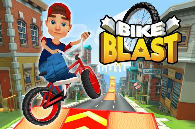 Bike Race - Bike Blast Rush