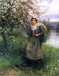 Knight_Daniel_Ridgway_Apple_Blossoms_in_Normandy