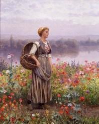 The_flower_girl