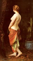 Wauters_Camille_Standing_Nude