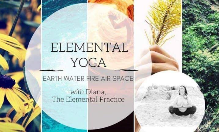 Elemental Yoga Series with Diana