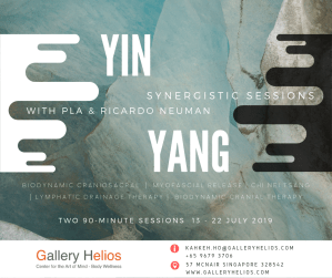 Yin Yang Synergistic Sessions July 2019 Pla and Ricardo Neuman