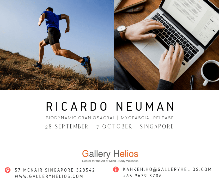 Somatic Therapy with Ricardo Neuman September 2019