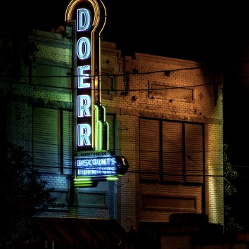 Doerr Furniture, New Orleans