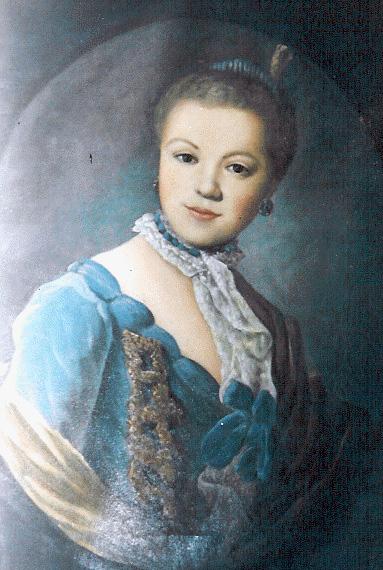Professional oil portrait