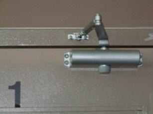 Custom Door Hinge