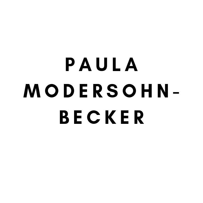 Artists Künstler Klassische Moderne: Paula Modersohn-Becker