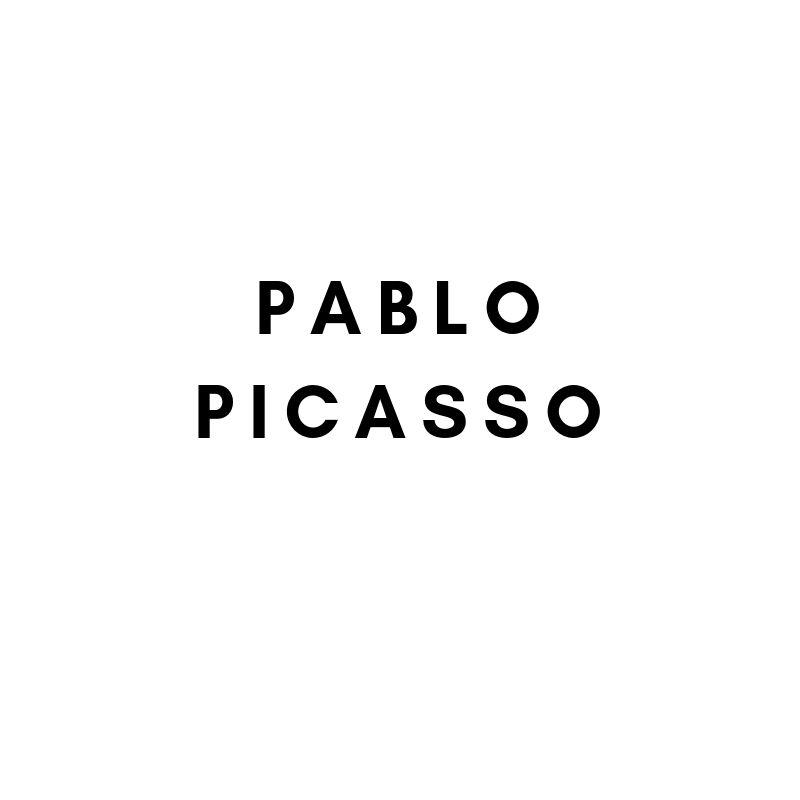 Klassische Moderne: Pablo Picasso
