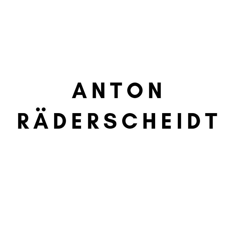 Künstler: Anton Räderscheidt