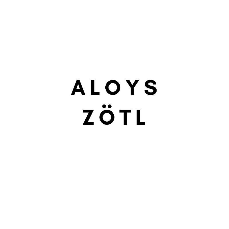 Klassische Moderne: Aloys Zötl