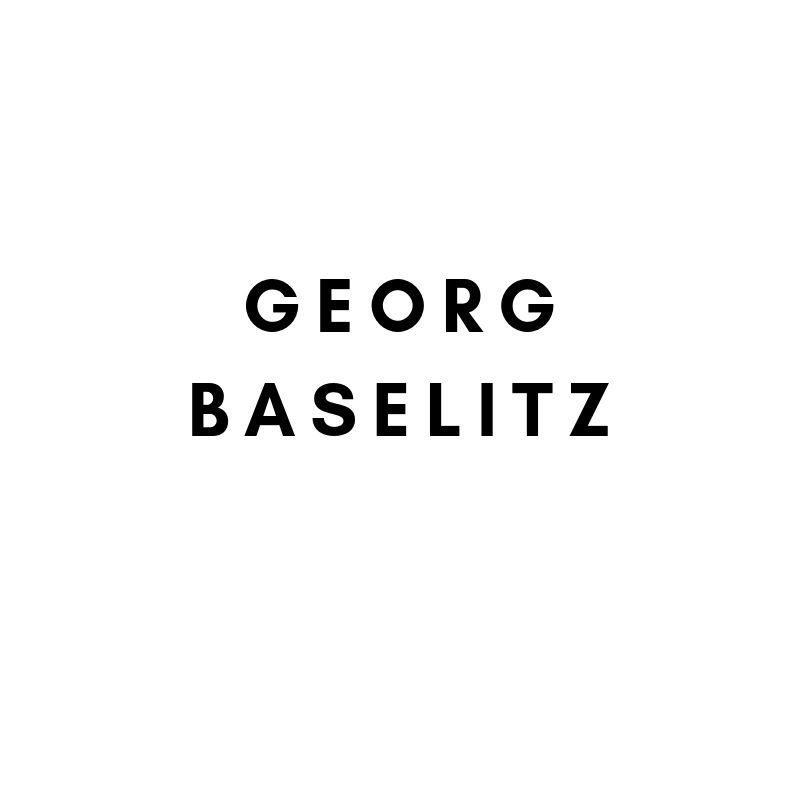 Künstler: Georg Baselitz