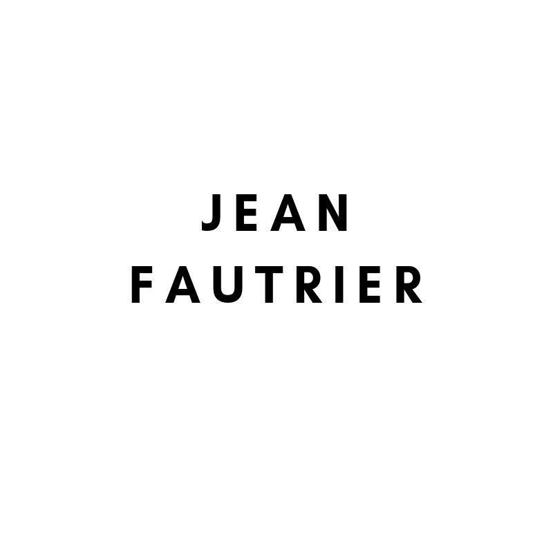 Artists Künstler Klassische Moderne: Jean Fautrier
