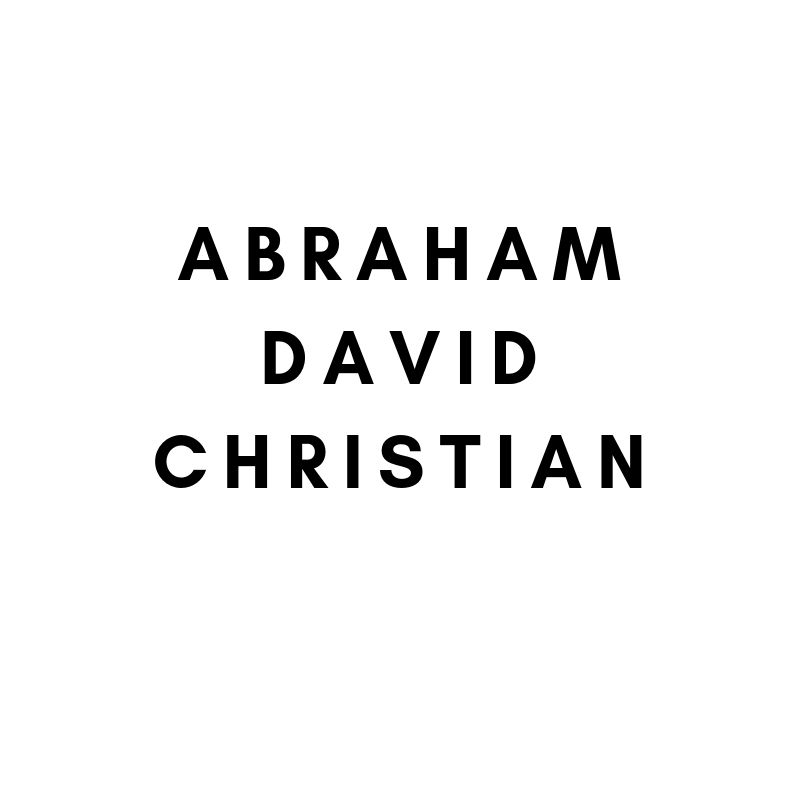 Künstler: Abraham David Christian