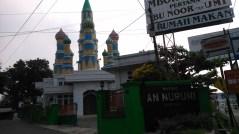 Mesjid An Nurumi, Jogja (6 Mei 2016)(2)