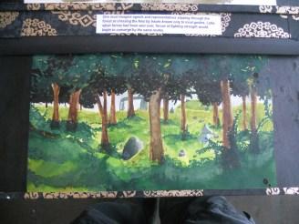 Final Watercolour rendering