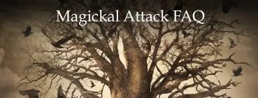 Magickal Attack FAQ