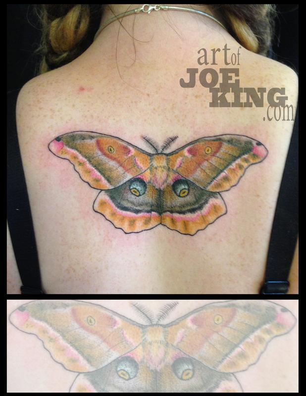 off the map tattoo tattoos joe king polyphemus