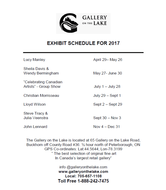 2017 Exhibit