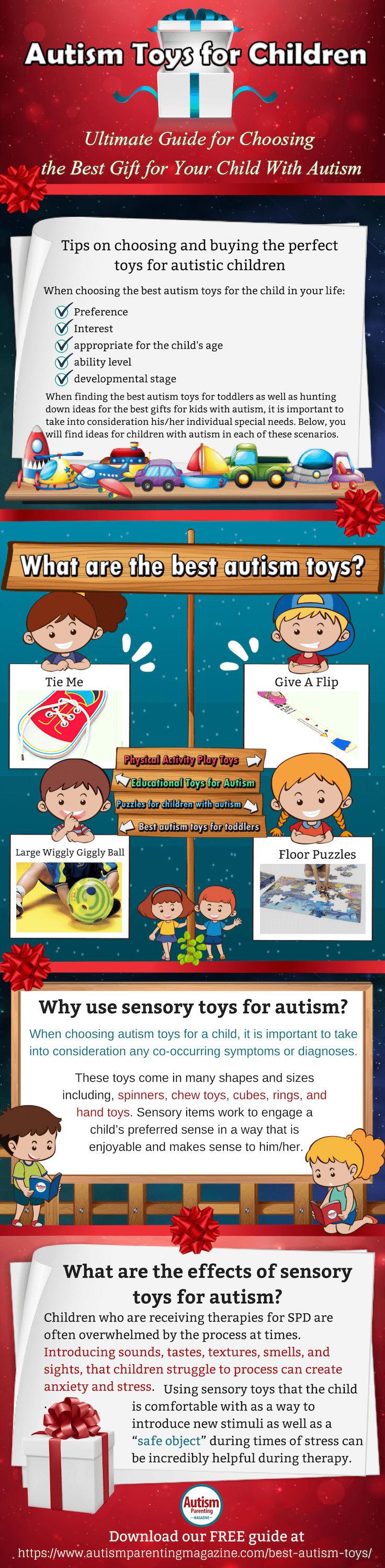 Autism Toys for Children: Ultimate Guide for Choosing the Best Gift for Your Child With Autism