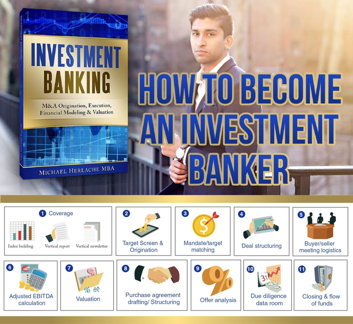 Investment Banking University - How to Become an Investment Banker