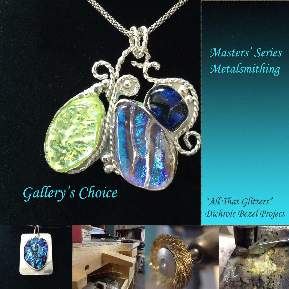 Metalsmithing All That Glitters