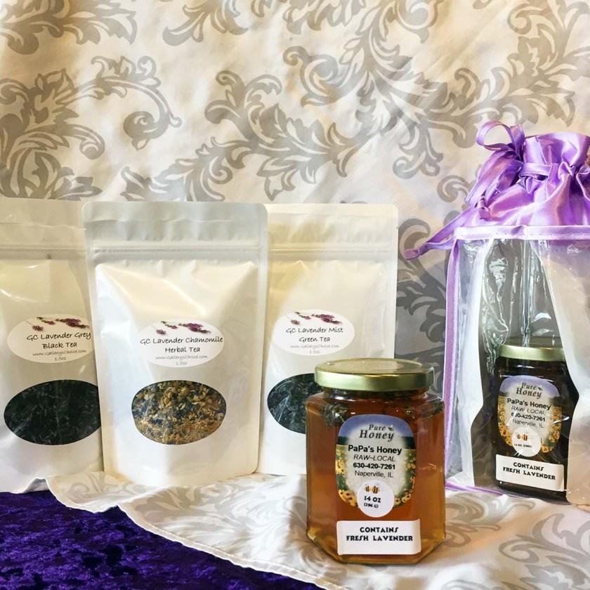 """""""Bev"""" GC Lavender Gift Set"""