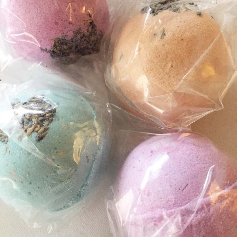 GC Lavender Bath Bombs Mix