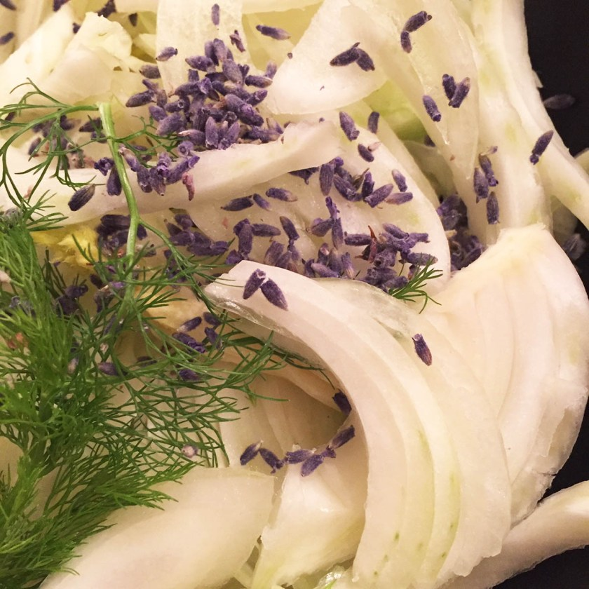 GC Lavender Fennel Sweet Onion Saute