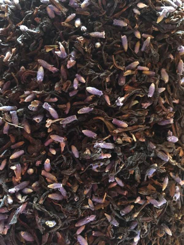 GC Lavender Grey BLaack Tea