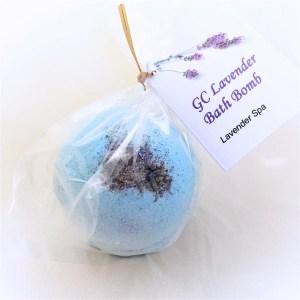 GC Lavender Spa Bath Bomb