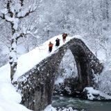 Rize-Çamlıhemşin kar (45)