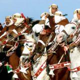 Berber horsemen_Douz_Tunisia_2004