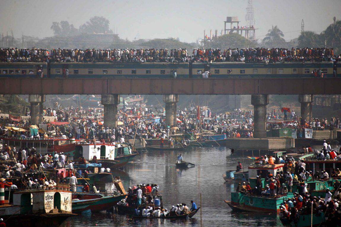 Biswa Ijtema, Dhaka_Bangladesh 2010