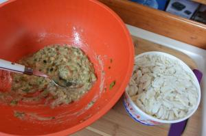 mix for crab cakes