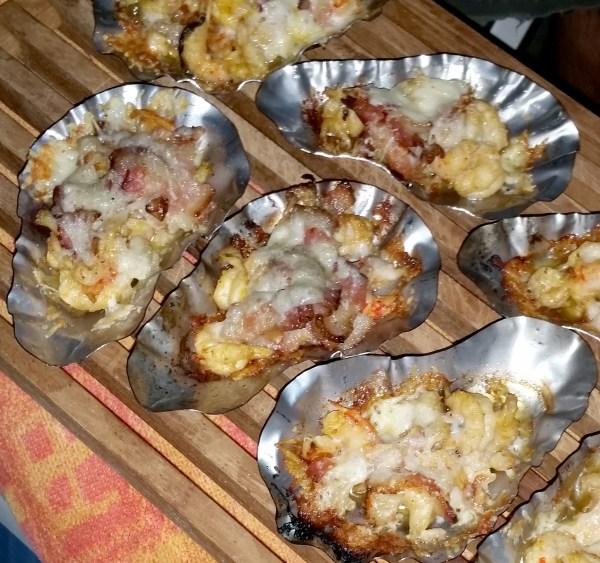 crawfish bubbly bakes 3