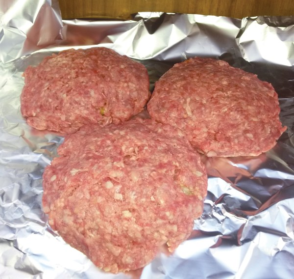 6 Burgers 6 - Ready to Grill