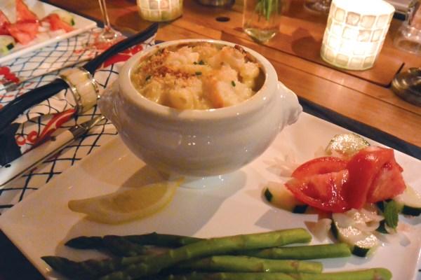 lobster mac n cheese
