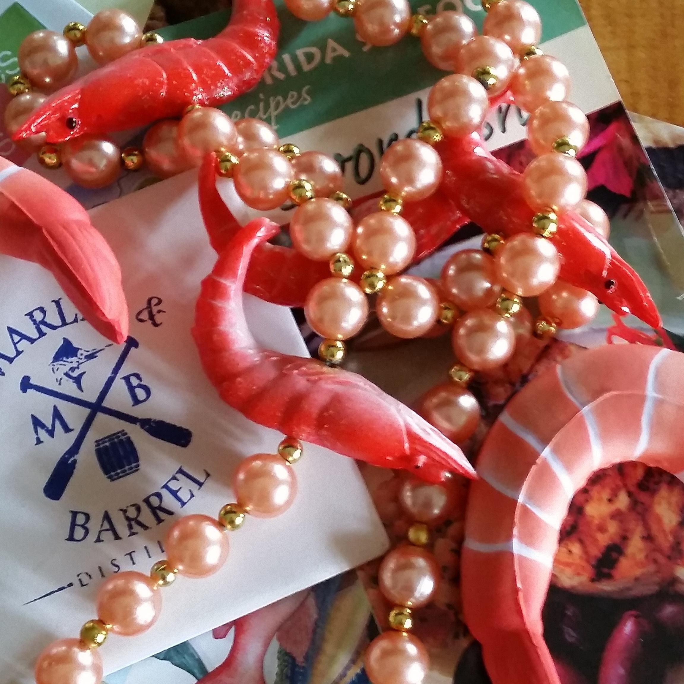 shrimp fest beads