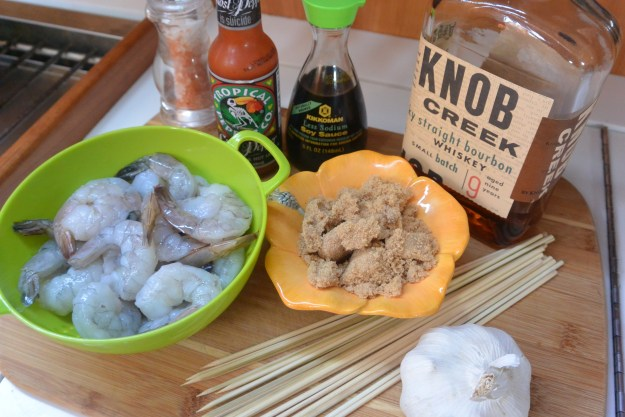 bourbon shrimp pops ingredients