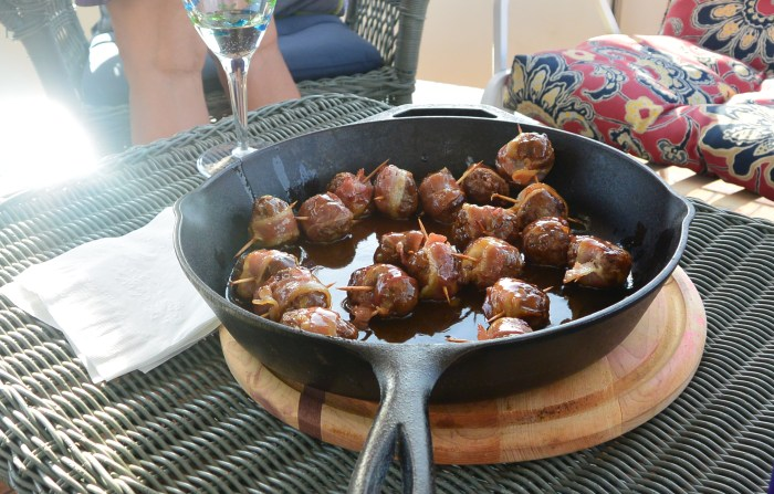 meatballs served 1