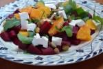 Beet Salad with Orange and Feta