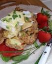 Soft Shelled Crab Benediction