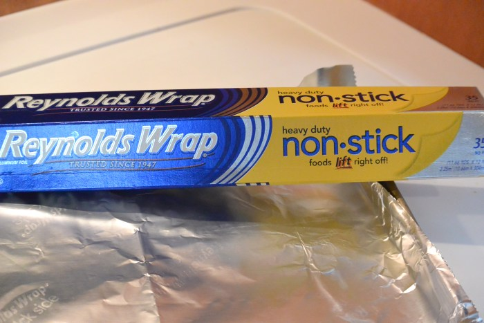 non-stick Reynolds wrap
