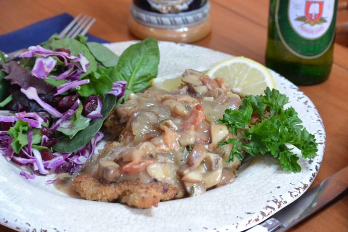 jaeger-schnitzel