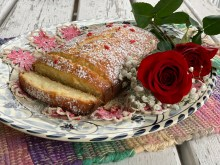 almond cake feature