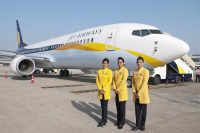 Jet Airways conducting interviews in 5 cities across India